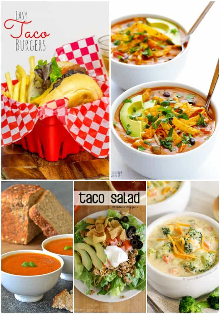 25 Quick And Easy Dinner Ideas In 20 Minutes Or Less Real Housemoms
