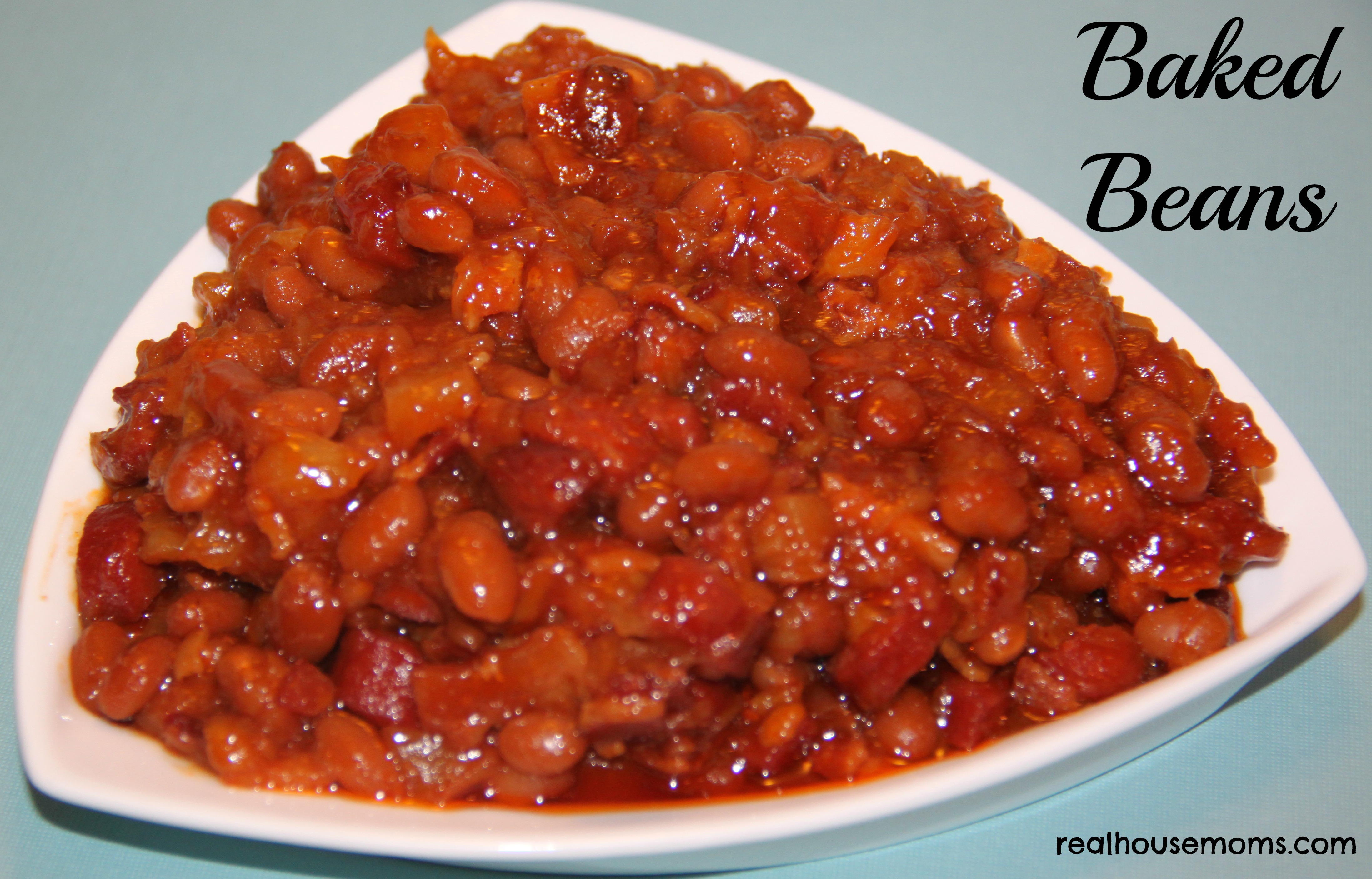 """Baked"" Beans Recipe — Dishmaps"