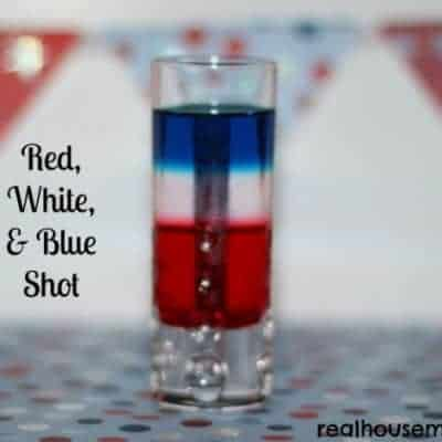 Red, White, and Blue Shooter
