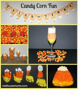 Candy Corn Collage 2