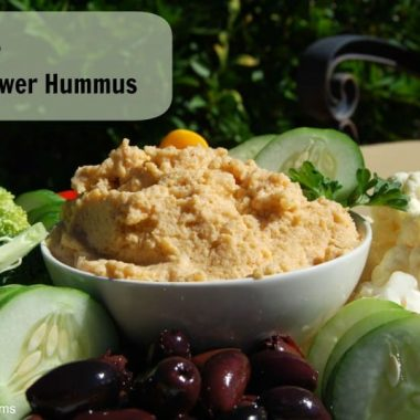 Paleo Alternative to Hummus