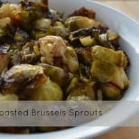 Cirtus Roasted Brussels Sprouts | Real Housemoms