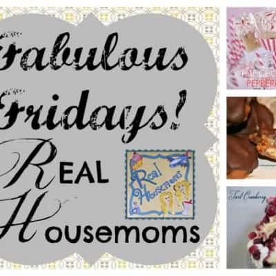 Fabulous Fridays! 6 {Link Party}