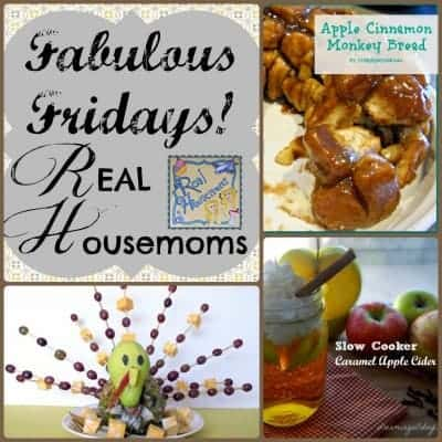 Fabulous Friday! 3 {Link Party}