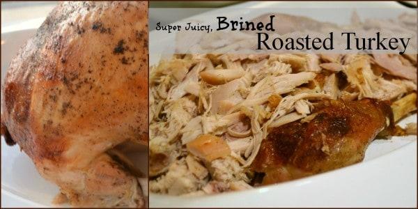 Super Juicy Brined Roasted Turkey | Real Housemoms