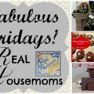 Fabulous Fridays! 8 {Link Party}