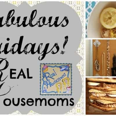 Fabulous Fridays! 12 {Link Party}