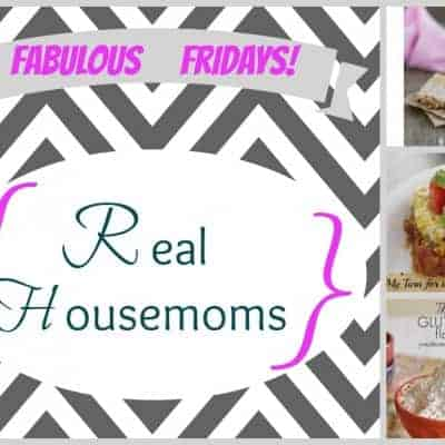 Fabulous Fridays! 13 {Link Party}