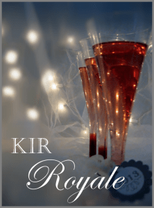 Kir Royale by Sweet Boutique