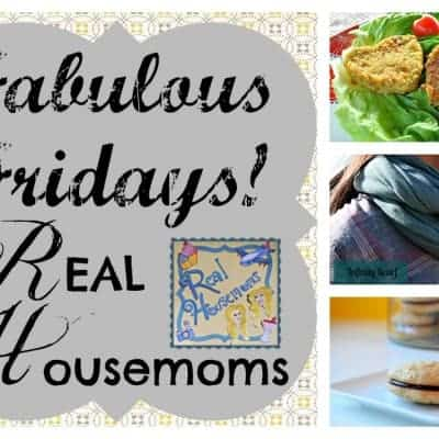 Fabulous Fridays! 11 {Link Party}
