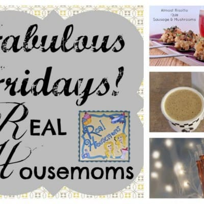Fabulous Fridays! 10 {Link Party}