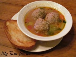 Albondigas by My Turn For Us