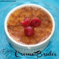Easy Creme Brulee 2