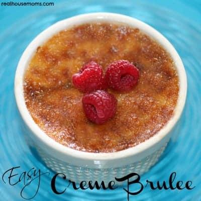 Easy Creme Brulee