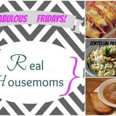Fabulous Fridays! 16 {Link Party}