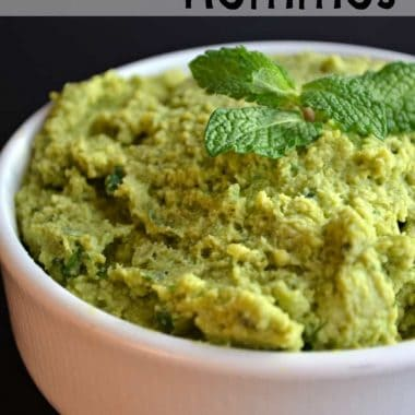 Edamame Hummus | Real Housemoms #hummus #edamame #skinny