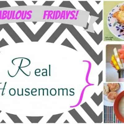 Fabulous Fridays! 18 {Link Party}