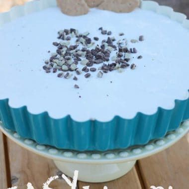 EASY Lime Pie
