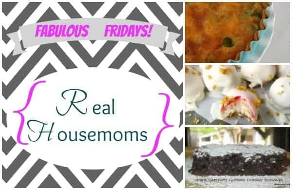 Fabulous Fridays Week 26 Real Housemoms