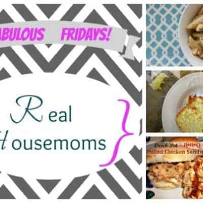 Fabulous Fridays! 24 {Link Party}