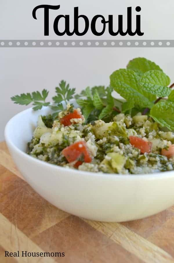 Tabouli | Real Housemoms