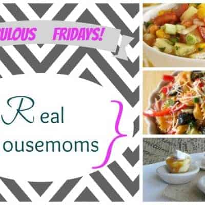 Fabulous Fridays! 25 {Link Party}
