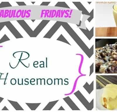 Fabulous Fridays! 27 {Link Party}