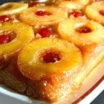 Pina Colada Pineapple Upside Down Cake