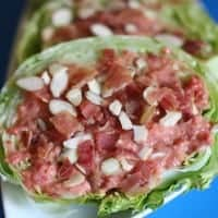 Chipotle Tomato Wedge Salad