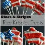 Stars & Stripes Rice Krispies Treats
