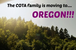 The Cota Family Moves