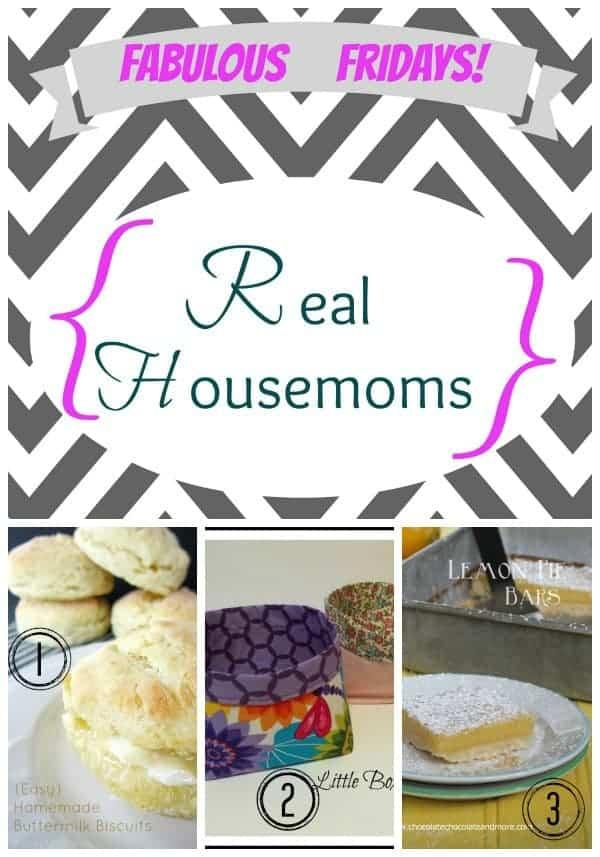 Week 33 - Real Housemoms