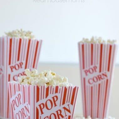 funyun popcorn in popcorn cups