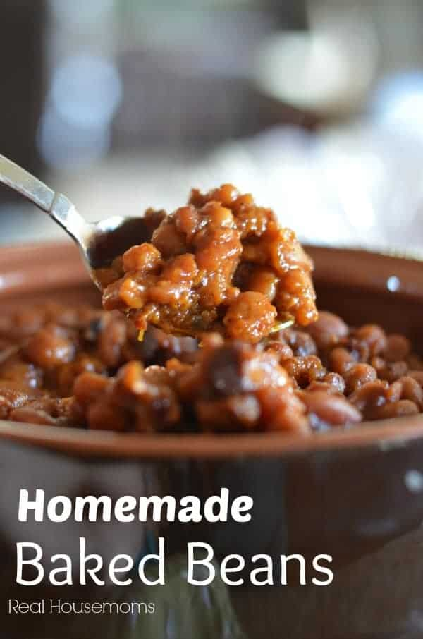 Baked Beans From Scratch Recipe — Dishmaps