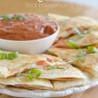 Margarita Quesadilla | Real Housemoms