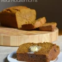 Pumpkin Banana Bread | Real Housemoms