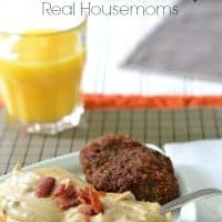 Southern Biscuits & Gravy | Real Housemoms
