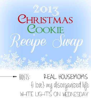 2013 Christmas Cookie Recipe Swap