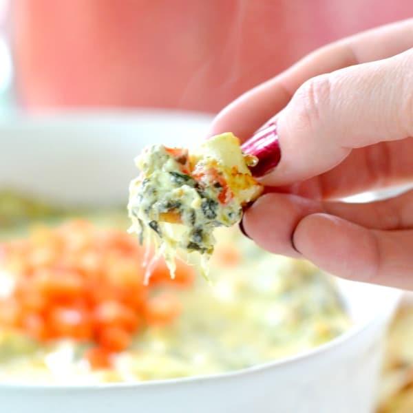 Jalapeno Spinach Artichoke Dip_Square