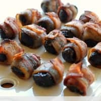 Bacon Wrapped Figs_Real Housemoms