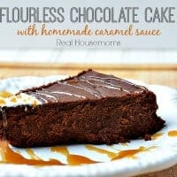 Flourless Chocolate Cake_FB