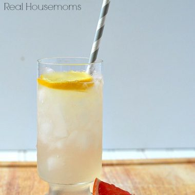Grapefruit Tom Collins