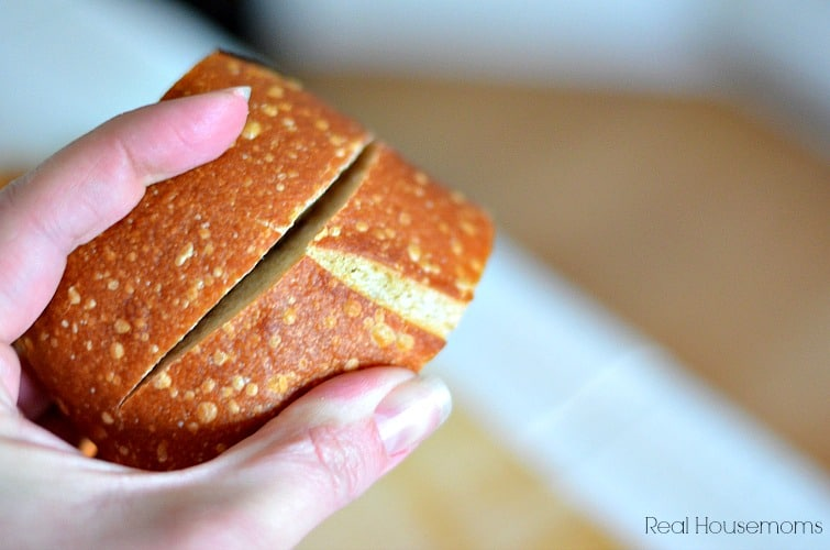 Nutella and Strawberry Stuffed French Toast_Bread