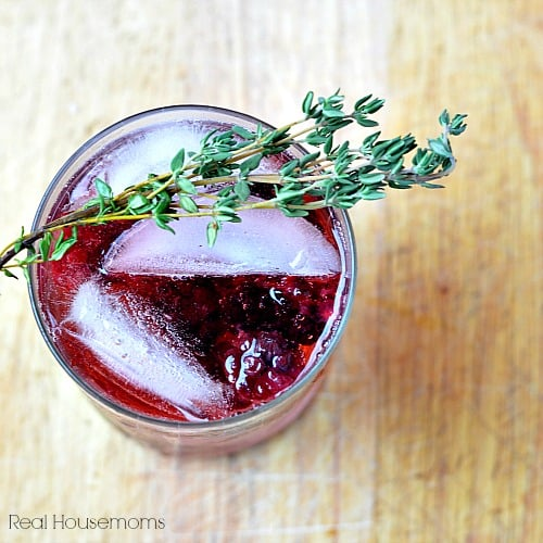 Thyme Berry Sparkler_Square