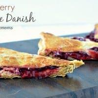 Raspberry Cheese Danish _FB