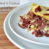 Corned Beef and Dubliner Omelette_FB