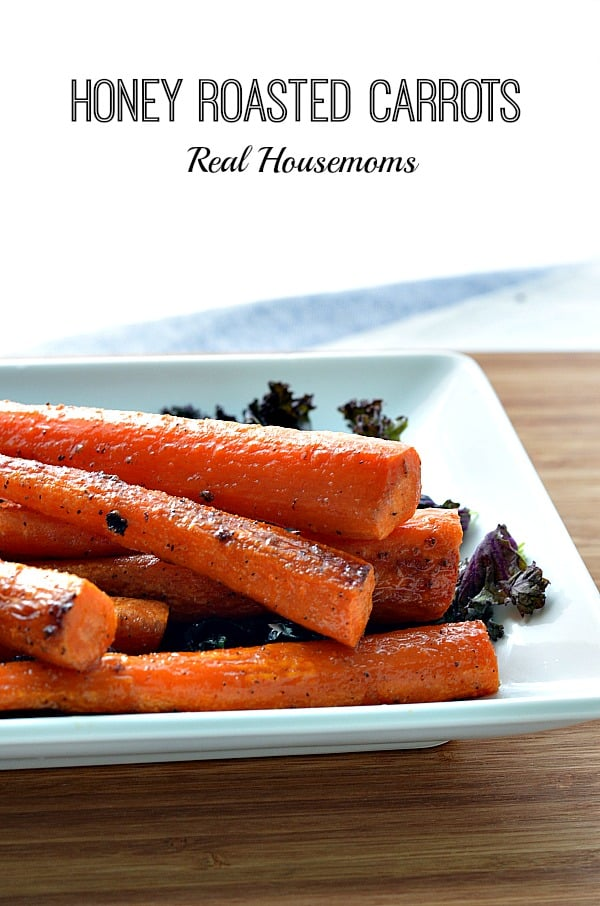 Honey Roasted Carrots_Real Housemoms