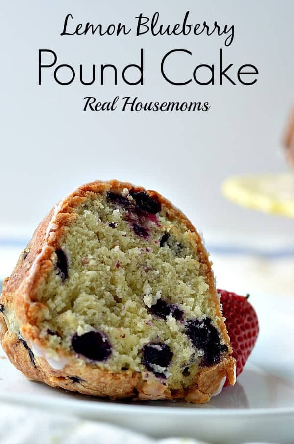 Lemon Blueberry Pound Cake_ Real housemoms