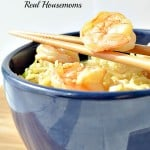 Quick Shrimp Stir Fry | Real Housemoms | #stirfry #shrimp