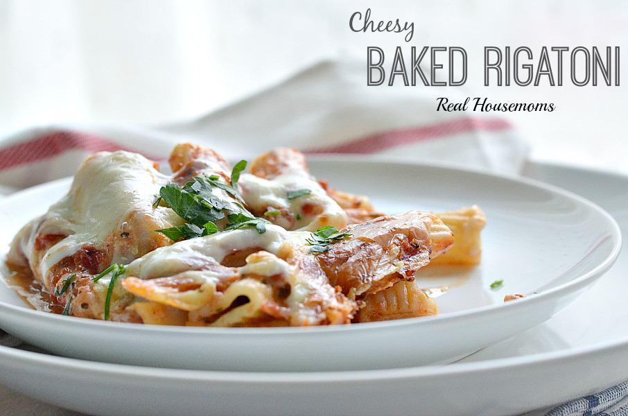 Cheesy Sausage, Bacon and Sweet Potato Pasta Bake - Real ...